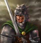 Caravaca - Sandor Clagane the Hound