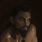 elleneth - Khal Drogo
