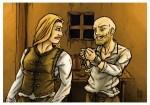 Castello - Jaime and Brienne